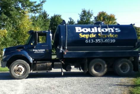 BOULTON SEPTIC SERVICE - Home